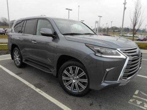 Photo Image Gallery & Touchup Paint: Lexus LX in Nebula Gray Pearl  (1H9)  YEARS: 2013-2017
