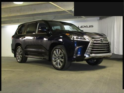 Photo Image Gallery & Touchup Paint: Lexus LX in Nightfall Mica   (8X5)  YEARS: 2016-2017