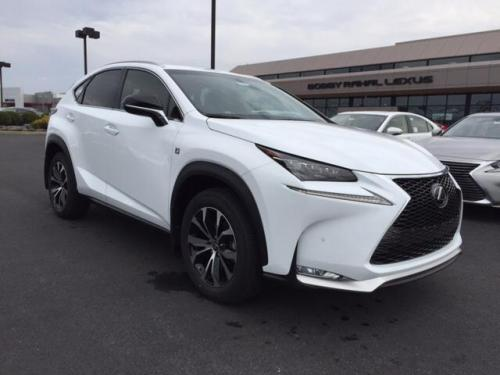 Photo Image Gallery & Touchup Paint: Lexus NX in Ultra White   (083)  YEARS: 2016-2017
