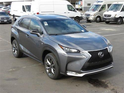Photo Image Gallery & Touchup Paint: Lexus NX in Nebula Gray Pearl  (1H9)  YEARS: 2015-2017