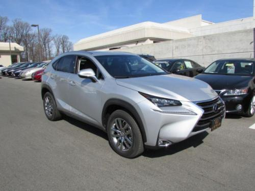 Photo Image Gallery & Touchup Paint: Lexus NX in Silver Lining Metallic  (1J4)  YEARS: 2015-2017
