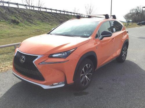 Photo Image Gallery & Touchup Paint: Lexus NX in Molten Pearl   (4W7)  YEARS: 2017-2017