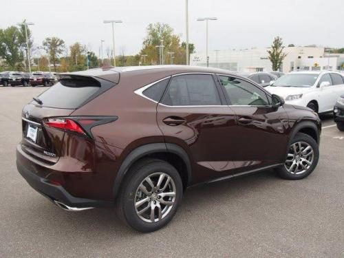 Photo Image Gallery & Touchup Paint: Lexus NX in Autumn Shimmer   (4X2)  YEARS: 2016-2017