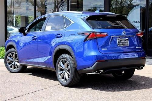 Photo Image Gallery & Touchup Paint: Lexus NX in Ultrasonic Blue Mica  (8U1)  YEARS: 2015-2016