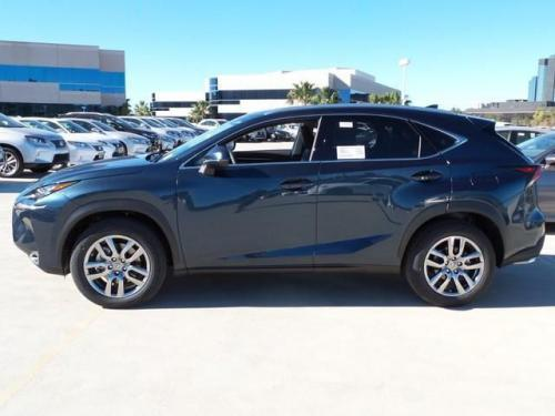 Photo Image Gallery & Touchup Paint: Lexus NX in Meteor Blue Mica  (8W3)  YEARS: 2015-2015