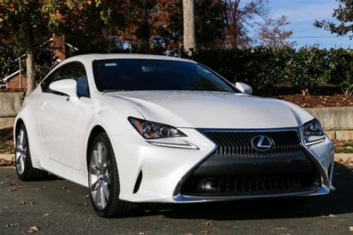 Photo Image Gallery & Touchup Paint: Lexus RC in Starfire Pearl   (077)  YEARS: 2015-2015