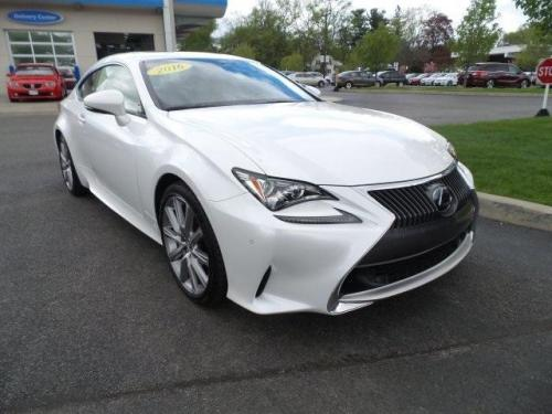 Photo Image Gallery & Touchup Paint: Lexus RC in Eminent White Pearl  (085)  YEARS: 2016-2017