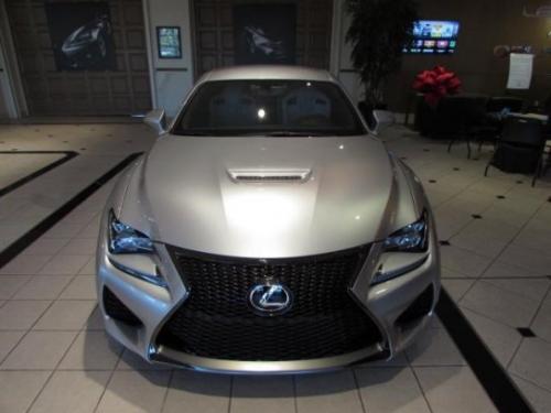 Photo Image Gallery & Touchup Paint: Lexus RC in Liquid Platinum   (1J2)  YEARS: 2015-2017