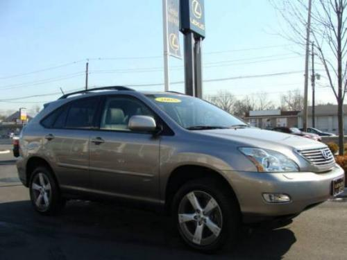 Photo Image Gallery & Touchup Paint: Lexus RX in Thundercloud Metallic   (1D2)  YEARS: 2005-2005