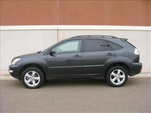 Photo Image Gallery & Touchup Paint: Lexus RX in Flint Mica   (1E0)  YEARS: 2006-2007