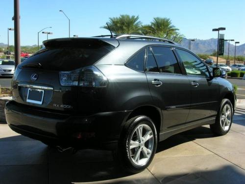 Photo Image Gallery & Touchup Paint: Lexus RX in Smoky Granite Mica  (1G0)  YEARS: 2009-2009