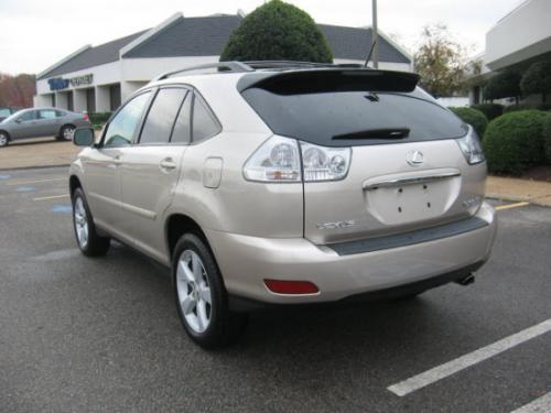Photo Image Gallery & Touchup Paint: Lexus RX in Savannah Metallic   (4R4)  YEARS: 2006-2007