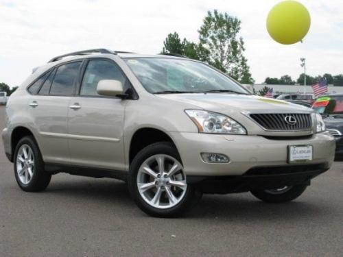 Photo Image Gallery & Touchup Paint: Lexus RX in Savannah Metallic   (4R4)  YEARS: 2004-2008
