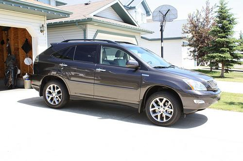 Photo Image Gallery & Touchup Paint: Lexus RX in Truffle Mica   (4T5)  YEARS: 2009-2009