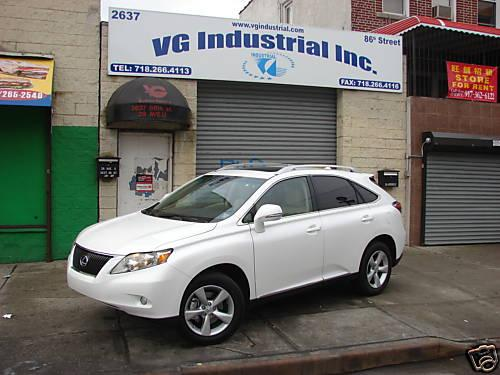 Photo Image Gallery & Touchup Paint: Lexus RX in Starfire Pearl   (077)  YEARS: 2010-2015