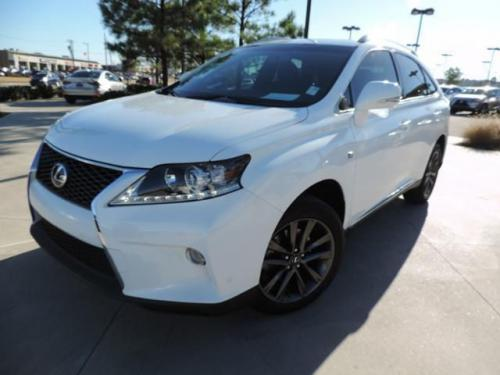 Photo Image Gallery & Touchup Paint: Lexus RX in Ultra White   (083)  YEARS: 2014-2015