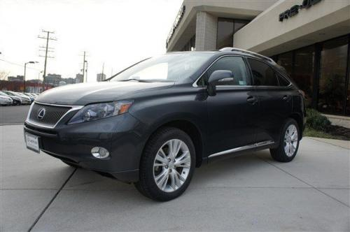 Photo Image Gallery & Touchup Paint: Lexus RX in Smoky Granite Mica  (1G0)  YEARS: 2010-2011
