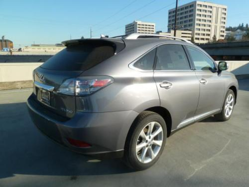 Photo Image Gallery & Touchup Paint: Lexus RX in Nebula Gray Pearl  (1H9)  YEARS: 2013-2015