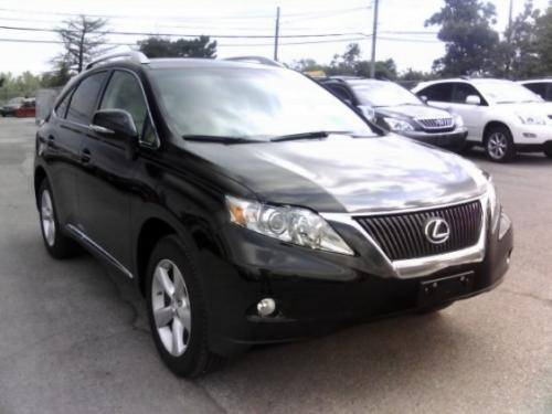 Photo Image Gallery & Touchup Paint: Lexus RX in Obsidian    (212)  YEARS: 2010-2015