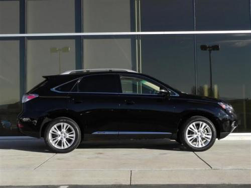 Photo Image Gallery & Touchup Paint: Lexus RX in Obsidian    (212)  YEARS: 2013-2015