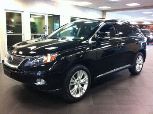 Photo Image Gallery & Touchup Paint: Lexus RX in Black Opal Mica  (214)  YEARS: 2011-2012