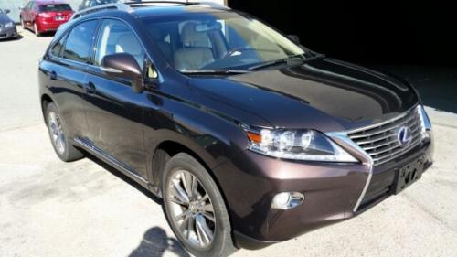 Photo Image Gallery & Touchup Paint: Lexus RX in Fire Agate Pearl  (4V3)  YEARS: 2013-2015