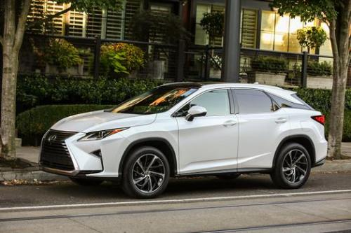 Photo Image Gallery & Touchup Paint: Lexus RX in Eminent White Pearl  (085)  YEARS: 2016-2017