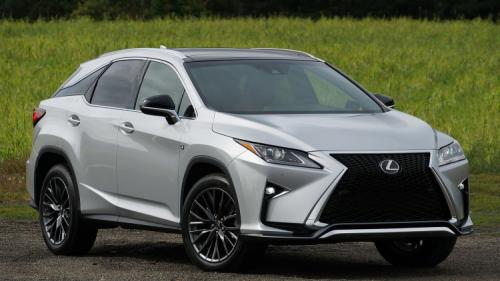 Photo Image Gallery & Touchup Paint: Lexus RX in Silver Lining Metallic  (1J4)  YEARS: 2016-2017