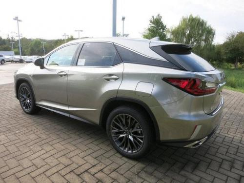 Photo Image Gallery & Touchup Paint: Lexus RX in Atomic Silver   (1J7)  YEARS: 2017-2017