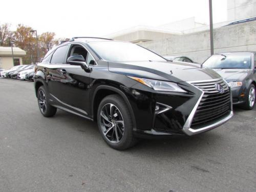 Photo Image Gallery & Touchup Paint: Lexus RX in Obsidian    (212)  YEARS: 2016-2017