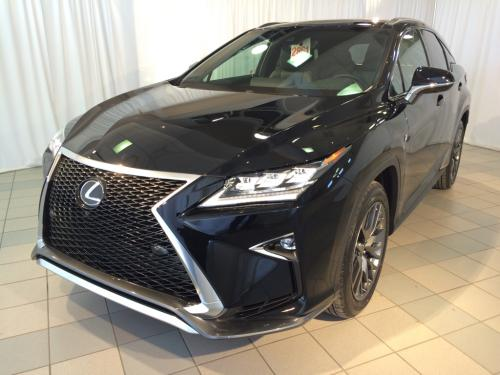 Photo Image Gallery & Touchup Paint: Lexus RX in Caviar    (223)  YEARS: 2016-2017