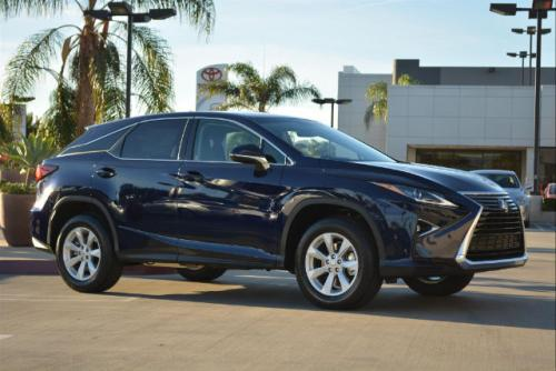 Photo Image Gallery & Touchup Paint: Lexus RX in Nightfall Mica   (8X5)  YEARS: 2016-2017