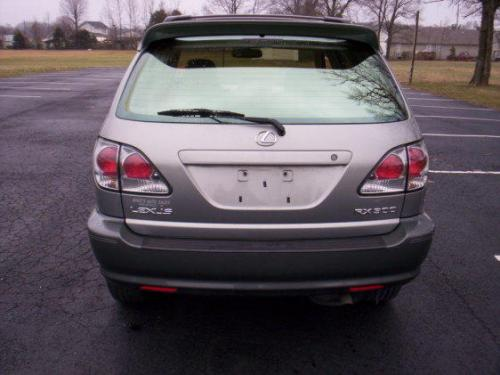 Photo Image Gallery & Touchup Paint: Lexus RX in Sunset Mist Pearl  (3P4)  YEARS: 2001-2002