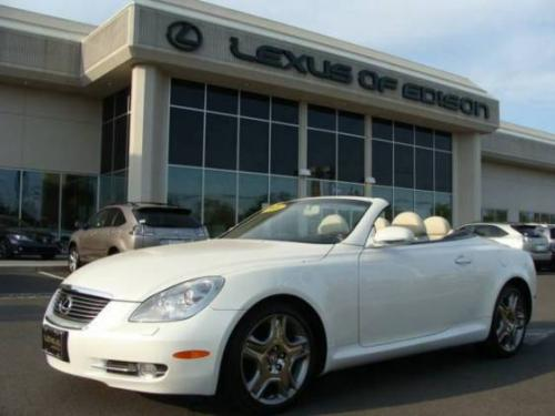 Photo Image Gallery & Touchup Paint: Lexus SC in Starfire Pearl   (077)  YEARS: 2007-2010