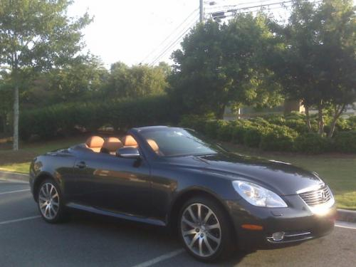 Photo Image Gallery & Touchup Paint: Lexus SC in Smoky Granite Mica  (1G0)  YEARS: 2006-2010