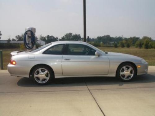 Photo Image Gallery & Touchup Paint: Lexus SC in Millennium Silver Metallic  (1C0)  YEARS: 1999-2000