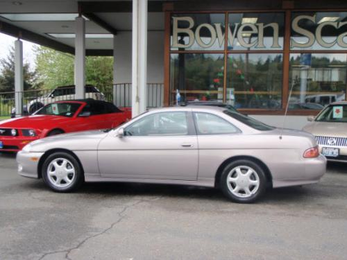 Photo Image Gallery & Touchup Paint: Lexus SC in Shadow Rose Quartz  (3K7)  YEARS: 1997-1998