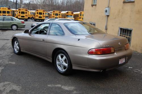 Photo Image Gallery & Touchup Paint: Lexus SC in Angora Beige Metallic  (4P9)  YEARS: 1999-2000