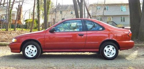 Photo Image Gallery & Touchup Paint: Nissan 200sx in Autumn Sunburst   (AR0)  YEARS: 1997-1998
