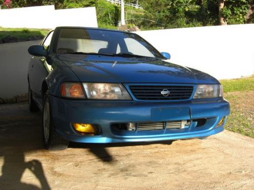 Photo Image Gallery & Touchup Paint: Nissan 200sx in Pacific Blue   (BR2)  YEARS: 1997-1997