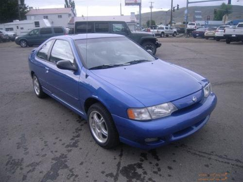 Photo Image Gallery & Touchup Paint: Nissan 200sx in Deep Crystal Blue  (BS8)  YEARS: 1998-1998