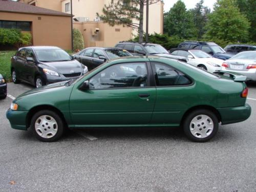 Photo Image Gallery & Touchup Paint: Nissan 200sx in Sierra Pine   (DS2)  YEARS: 1998-1998