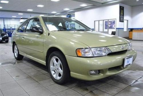 Photo Image Gallery & Touchup Paint: Nissan 200sx in Timber Frost   (ES5)  YEARS: 1998-1998