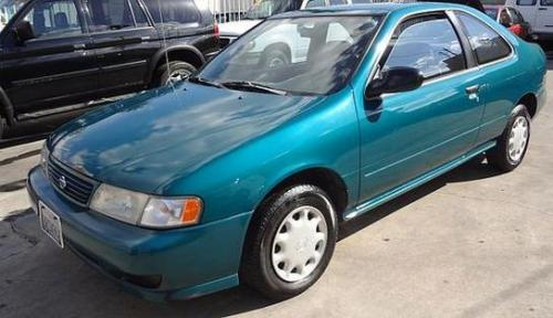 Photo Image Gallery & Touchup Paint: Nissan 200sx in Vivid Teal   (FN4)  YEARS: 1995-1997