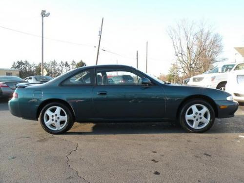 Photo Image Gallery & Touchup Paint: Nissan 240sx in Blue Emerald   (FN2)  YEARS: 1995-1996