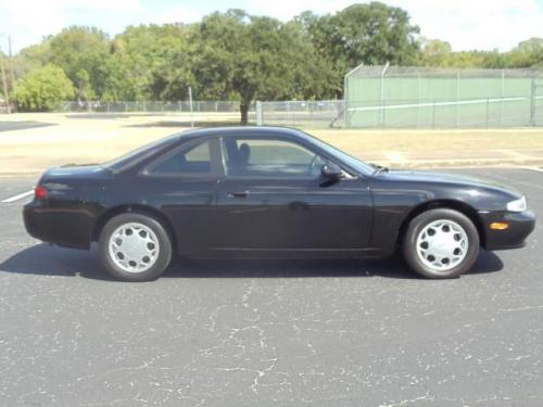 Photo Image Gallery & Touchup Paint: Nissan 240sx in Super Black   (KH3)  YEARS: 1995-1998