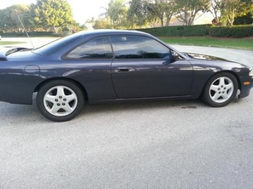 Photo Image Gallery & Touchup Paint: Nissan 240sx in Concord Gray   (LN1)  YEARS: 1995-1995