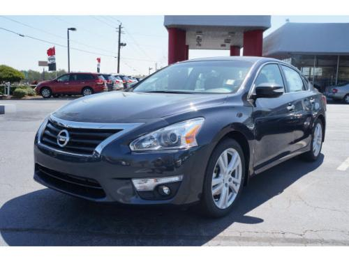 2015 Nissan Altima >> Photo Image Gallery & Touchup Paint: Nissan Altima in Storm Blue (RBD)