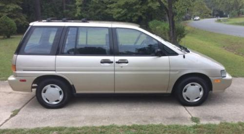 Photo Image Gallery & Touchup Paint: Nissan Axxess in Pebble Beige Metallic  (CG2)  YEARS: 1990-1990