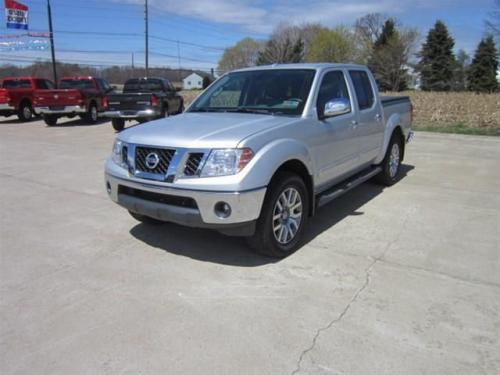 Photo Image Gallery & Touchup Paint: Nissan Frontier in Brilliant Silver   (K23)  YEARS: 2012-2018